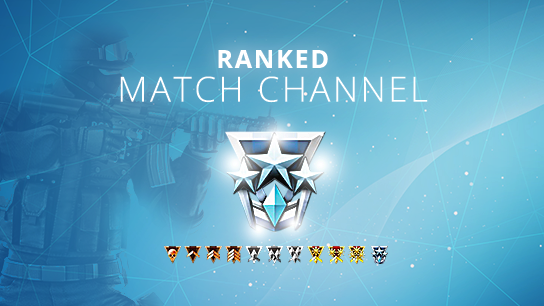 Ranked Match Channel - Temporada 1