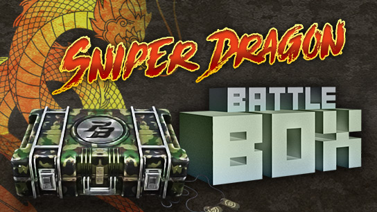 Battle Box - Sniper Dragon