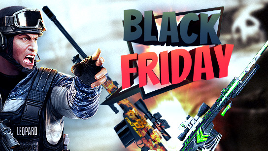 Black Friday (22/11 ~ 23/11)