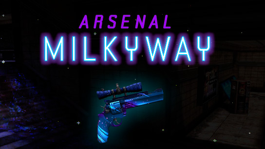Arsenal Milkyway (13/02)