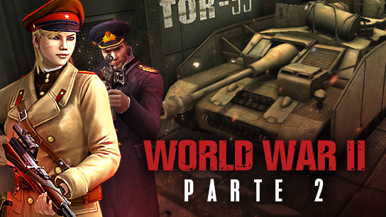 Point Blank World War II - Novos Conteúdos Pt. 2 (13/02)