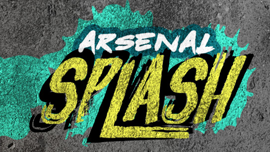 Arsenal Splash (13/03)