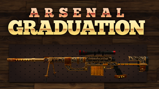 Arsenal Graduation (10/04)