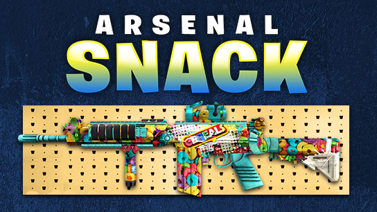 Arsenal Snack (08/05)