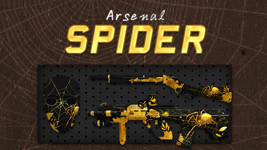 Arsenal Spider (11/09)
