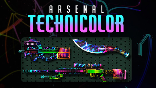 Arsenal Technicolor (25/09)