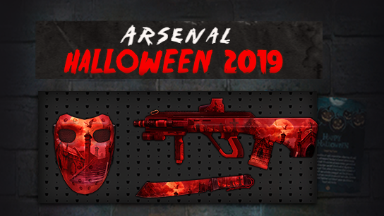 Arsenal Halloween 2019 (23/10)