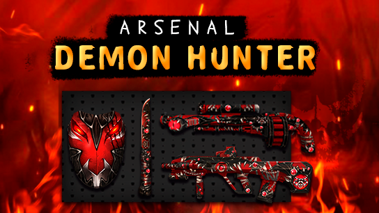 Arsenal Demon Hunter (06/11)