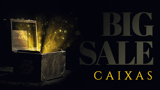 Big Sale - Caixas (06/11 ~ 12/11)