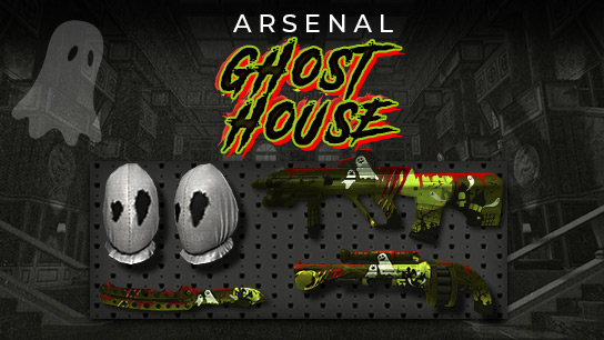 Arsenal Ghosthouse (11/12)