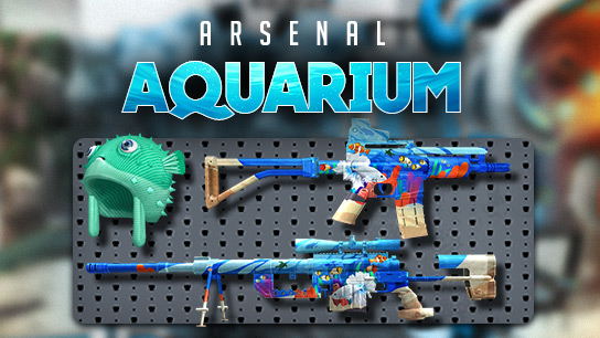 Arsenal Aquarium (04/12)