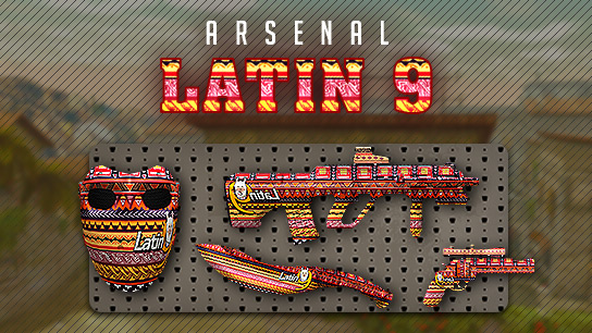 Arsenal Latin9 (15/01)
