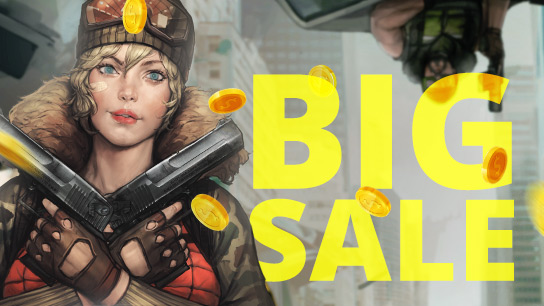 Big Sale - Consumíveis (18/03 ~ 31/03)