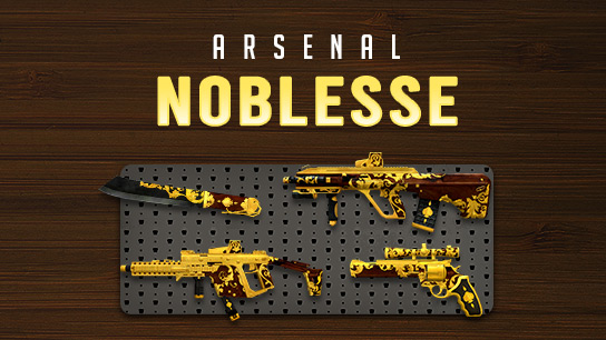 Arsenal Noblesse (01/07)