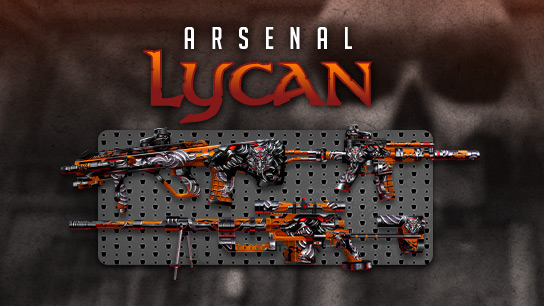 Arsenal Lycan (04/11 ~ 17/11)