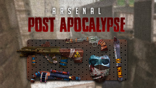Arsenal Post Apocalypse Deluxe (18/11 ~ 01/12)