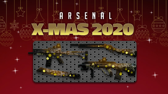 Arsenal X-MAS 2020 (23/12 ~ 05/01)