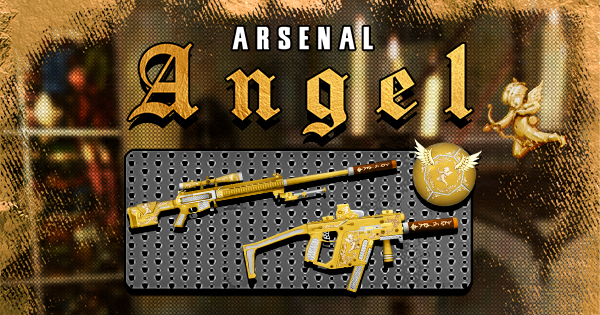 Arsenal Angel! (17/03 ~ 30/03)