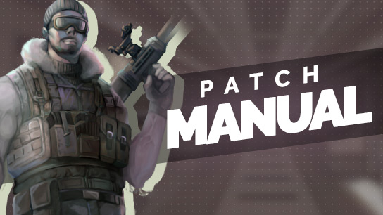 Patch Manual Ver.176 (03/03)