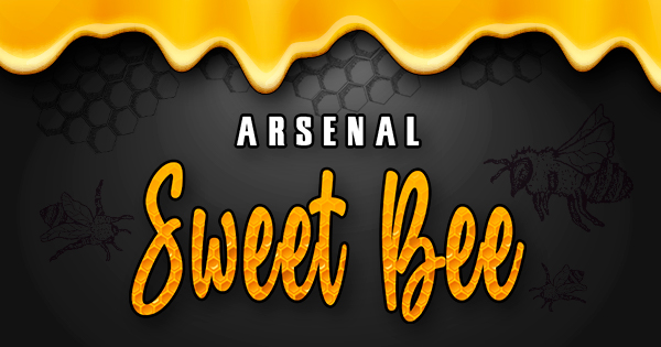 Arsenal Sweet Bee (31/03 ~ 13/04)
